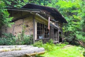 茶平-こちらはかなり荒れた家の様子