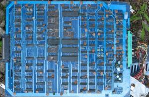 LH0080Aがのっている謎の基板