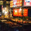 1か月間の中国旅行